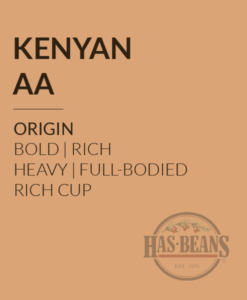 coffeelabels-origin-kenyan