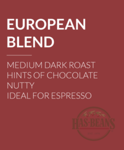 European Blend Coffee