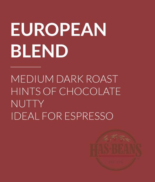 European Blend Coffee