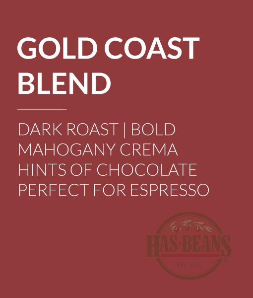 Gold Coast Blend Coffee