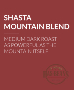 Shasta Mountain Blend Coffee