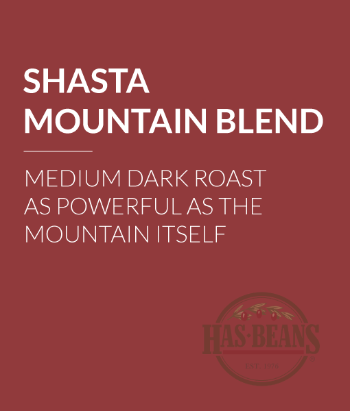 Shasta Mountain Blend Coffee