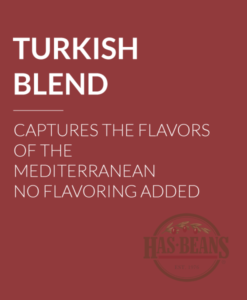 Turkish Coffee Blend Coffee