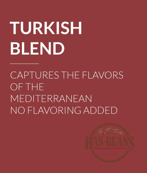 Turkish Coffee Blend Coffee