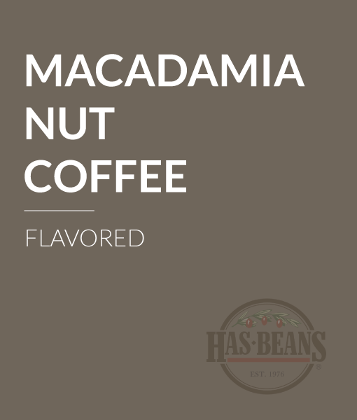 Macadamia Nut Flavored Coffee