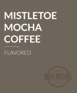 Mistletoe Mocha Flavored Coffee