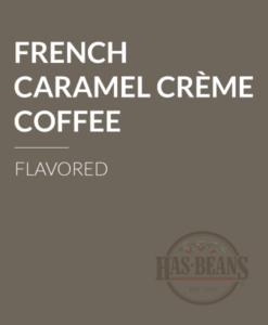 French Caramel Crème Coffee
