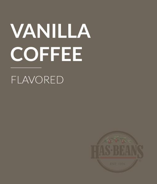 Vanilla Flavored Coffee