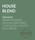 Organic House Blend Coffee