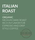 Organic Italian Roast Coffee