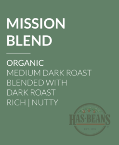 Organic Mission Blend Coffee