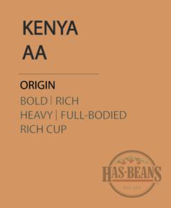 Kenya AA Coffee