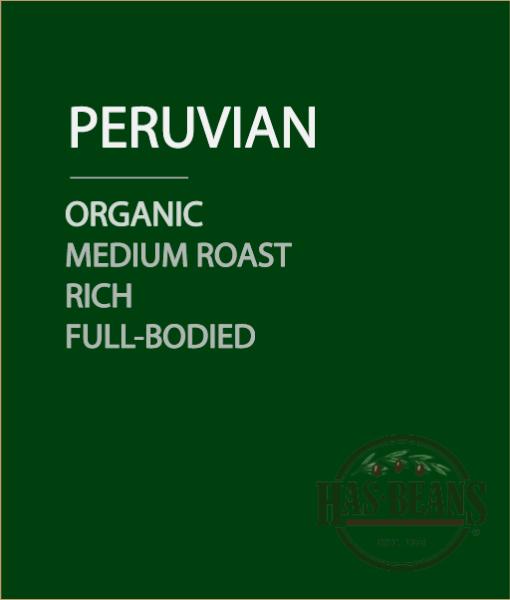 Organic Peruvian Coffee