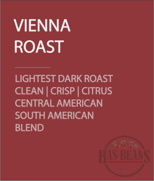 Vienna Roast Coffee