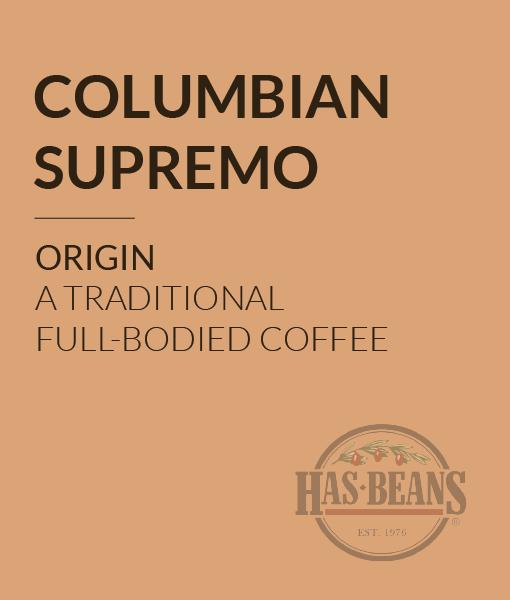 Colombian Supremo Coffee