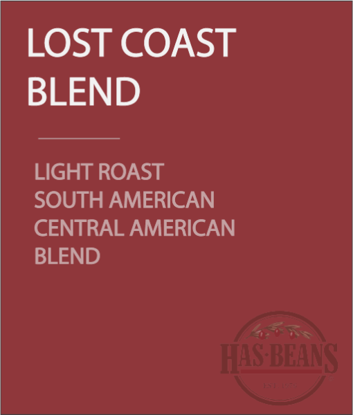 Lost Coast Blend Coffee