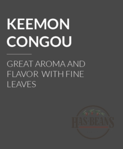 Keemon Congou Tea
