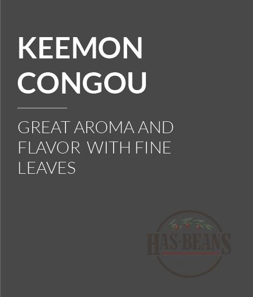 Keemon Congou Tea