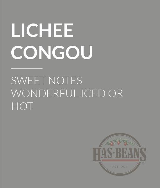 Lichee Congou Tea