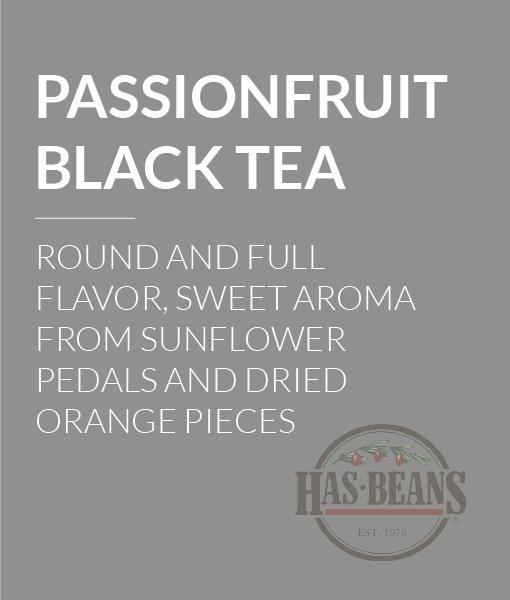 Passionfruit Black Tea