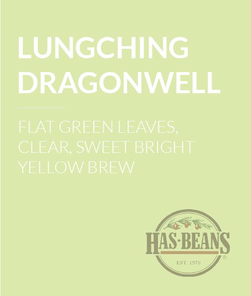 Lungching Dragonwell Tea