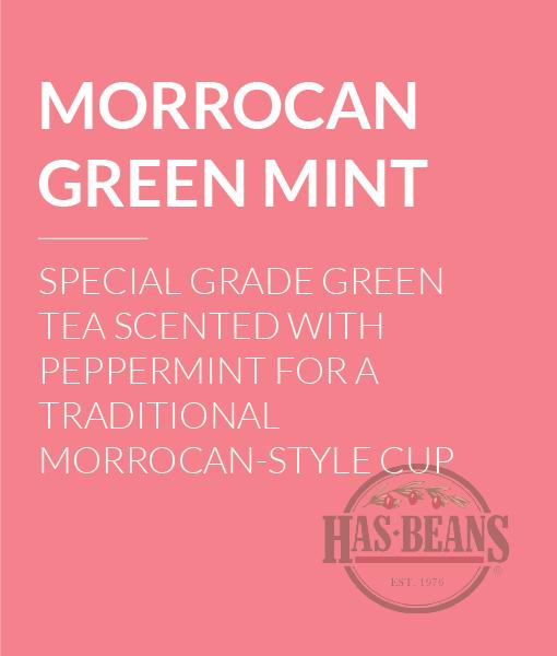 Morrocan Green Mint Tea