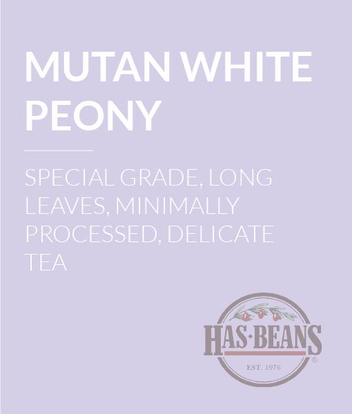 Mutan White Peony Tea
