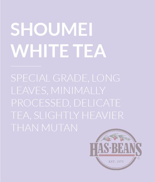 Shoumei White Tea